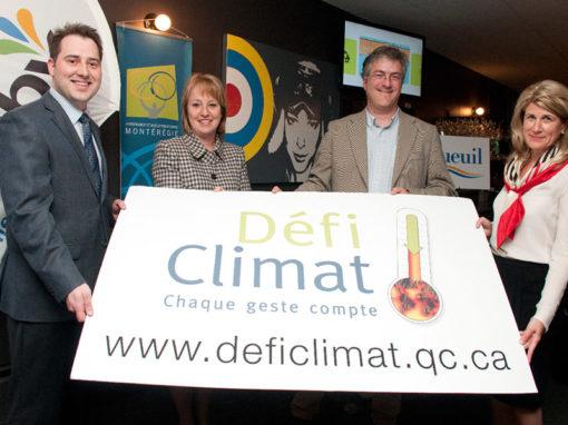 Défi-Climat, campagne de lutte contre les changements climatiques au Québec