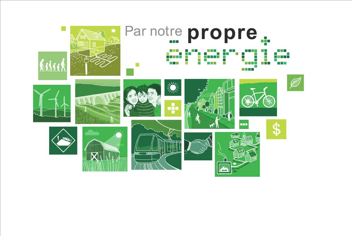 « Par notre PROPRE énergie », vers une réduction de la consommation de pétrole au Québec