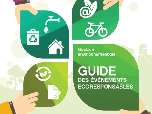 Guides écoresponsables, rédaction de manuels des bonnes pratiques pour la Ville de Brossard